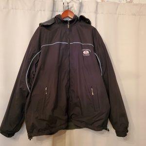 San Francisco Thick Windbreaker fleece jacket